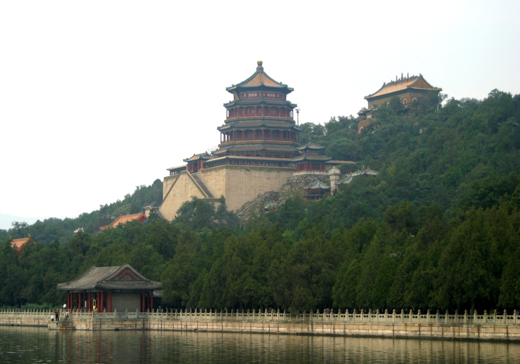 Photo of Summer Palace (Yiheyuan) in Beijing, China. Taken by Brian Jeffery Beggerly, from Beggs' Photos. Flickr.