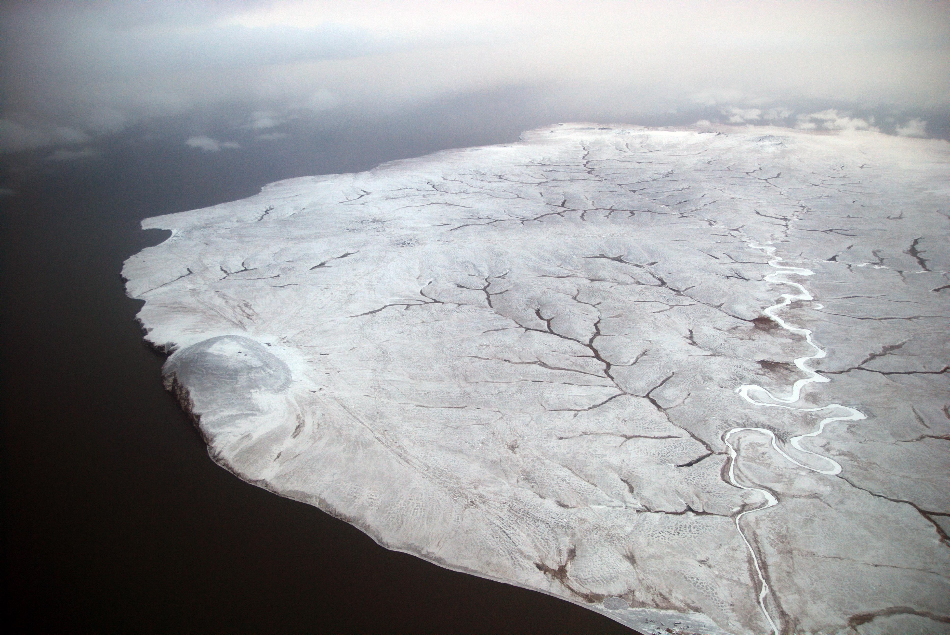 Kigilyakh Peninsula of Bolshoy Lyakhovsky Island