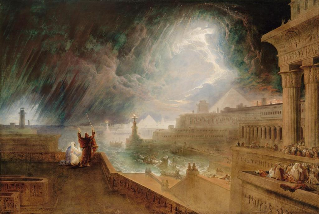 By John Martin - www.mfa.org — The Seventh Plague, Public Domain, https://commons.wikimedia.org/w/index.php?curid=6889900